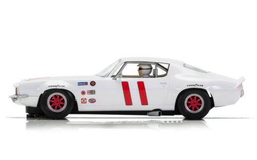 Scalextric C3922 Chevrolet Camaro - Historic Trans Am 2016 New Boxed