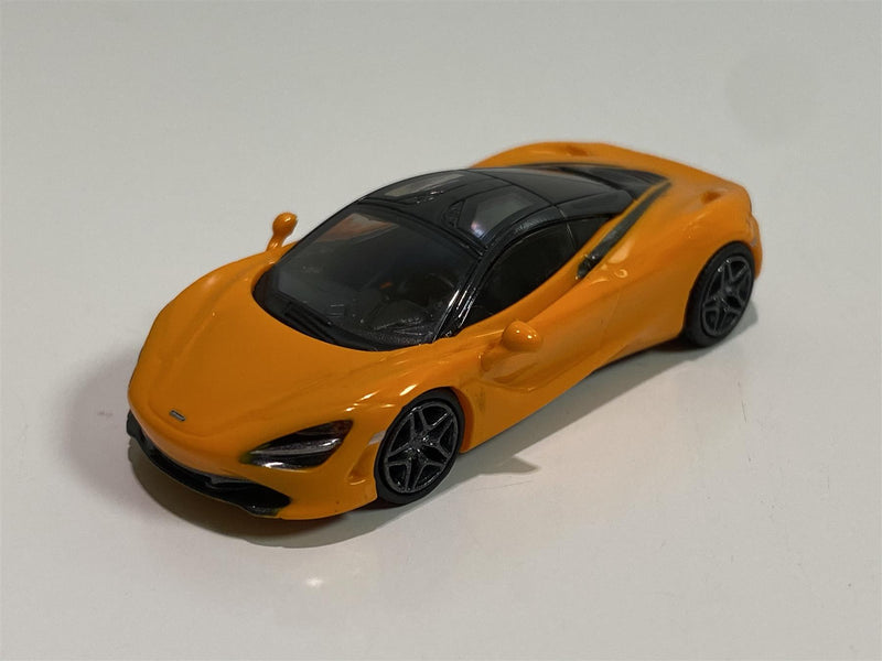 Minchamps 870178721 McLaren 720s Orange 1:87 Scale