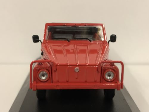 Maxichamps 940050031 1979 Volkswagen 181 Red 1:43 Scale