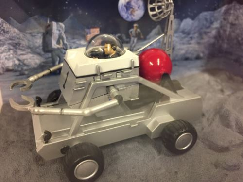 James Bond 007 Moon Buggy Diamond are Forever 1:43 Scale