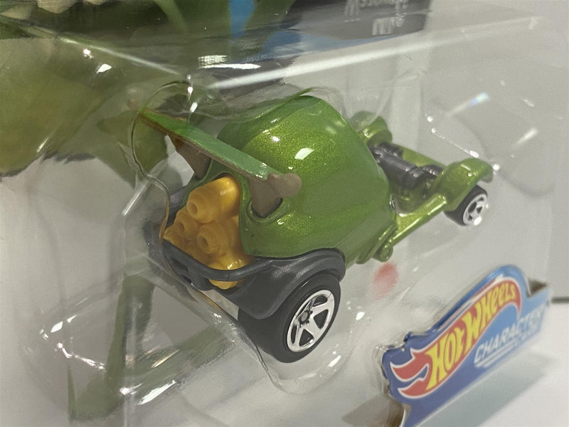 Hot Wheels Mike Wazowski Monster Inc Disney Pixar Character Car GDW06