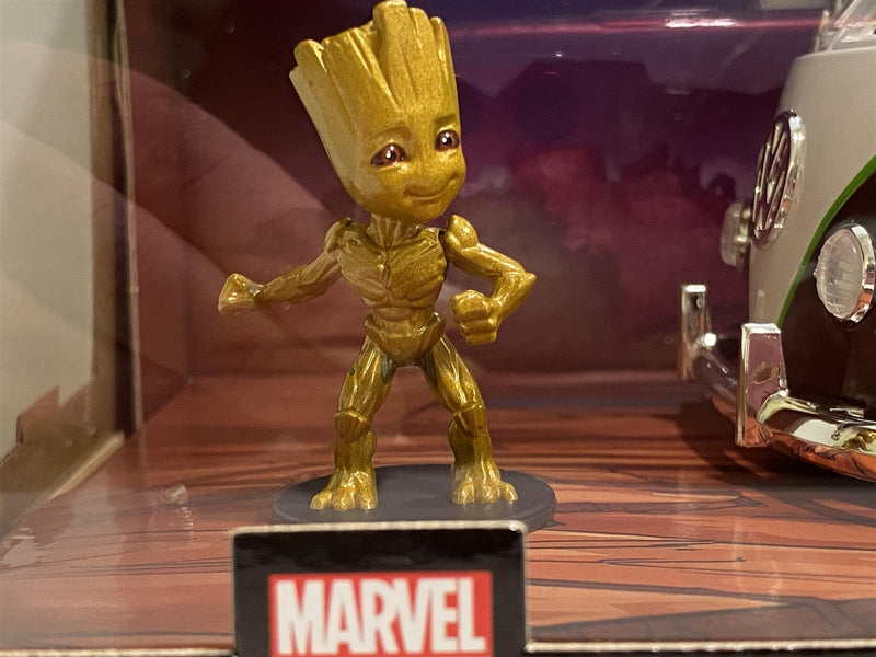Guardians of the Galaxy Groot and 1963 VW Bus Pick Up 1:24 Jada 31202