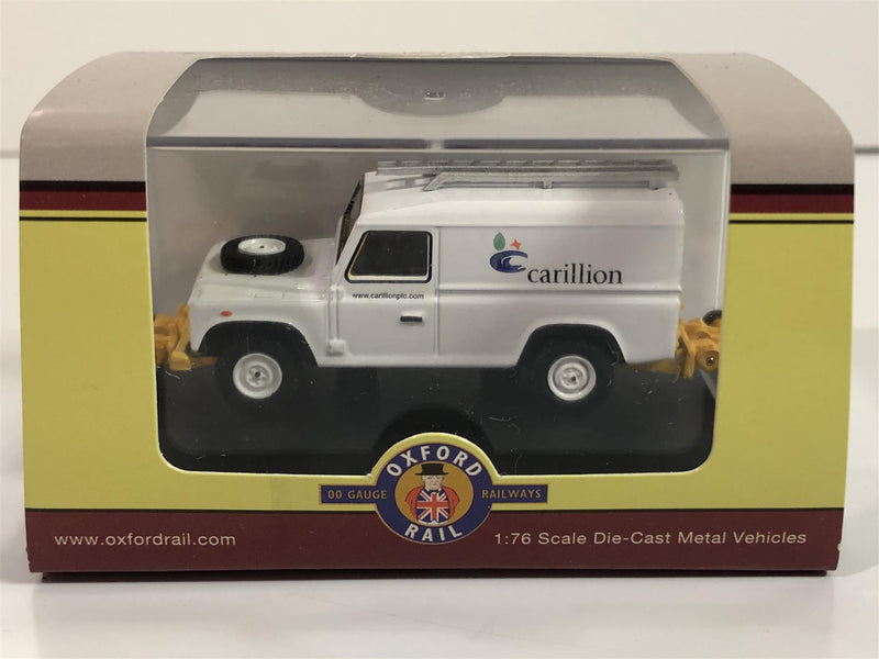 Rail Road Defender Carillion 00 Gauge Oxford Rail OR76ROR007