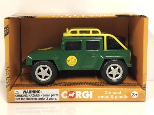 Corgi CHUNKIES CH009 Off Road Farm Diecast and Plastic Toy