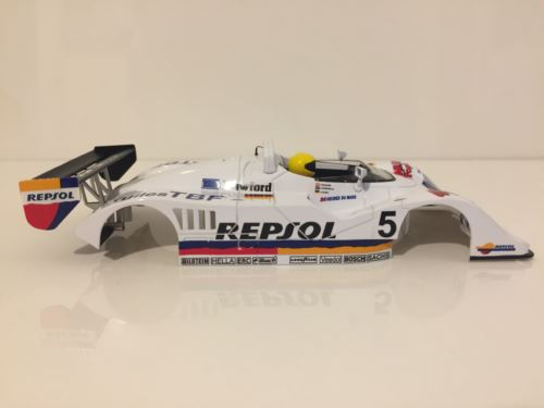Avant Slot Porsche Kremer No5 Repsol Spare Body 1:32 Scale New