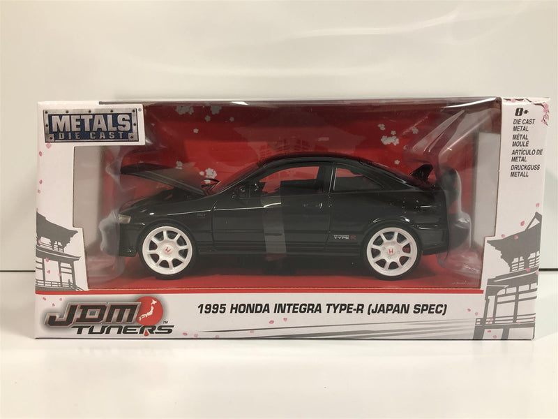 1995 Honda Integra Type R Japan Spec 1:24 Scale Jada 30930