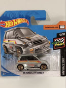Hot Wheels 1985 Honda City Turbo II HW Race Day GHC51 NEW