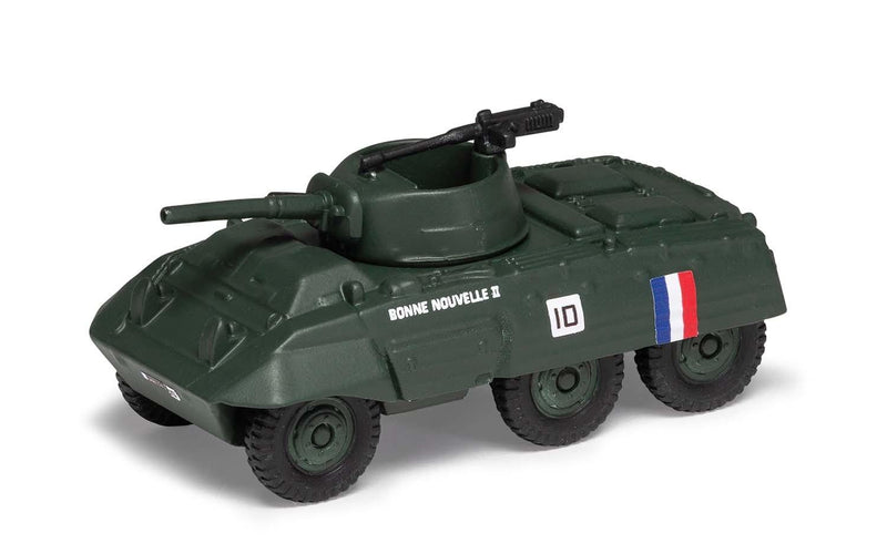 MiM - M8 Greyhound 14th Armoured Division N-W Europe Corgi CS90640