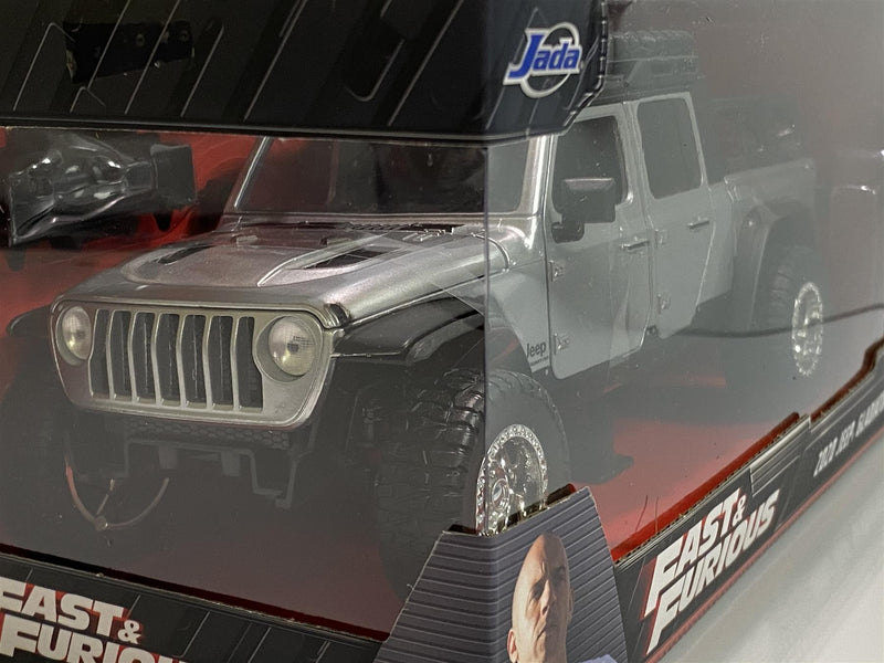 Fast and Furious Hobbs and Shaw 2020 Jeep Gladiator 1:24 Jada 31984