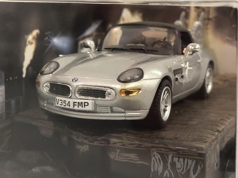 James Bond 007 Collection BMW Z8 The World Is Not Enough 1:43 Scale