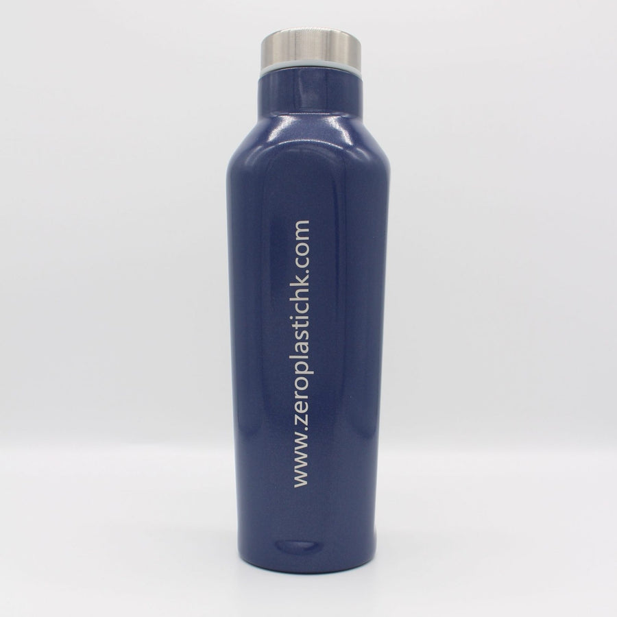 "Water Bottle ""Vacuum Insulated "" Stainless Steel Double Wall"