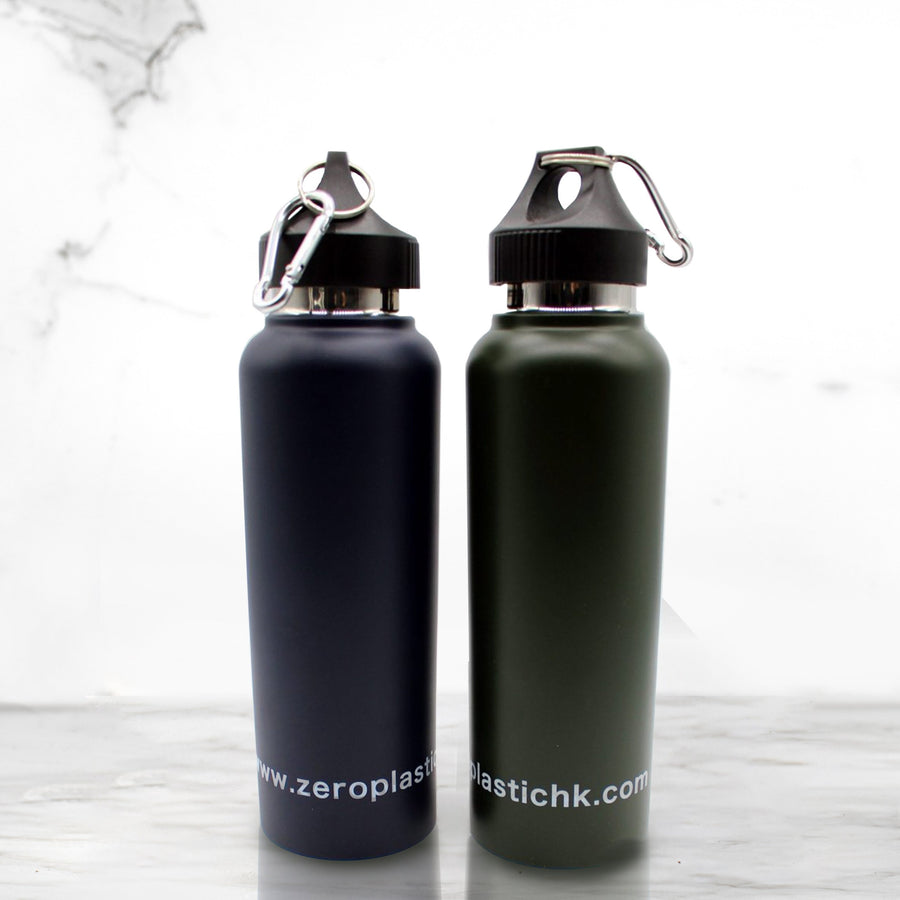 "Water Bottle ""Sport ""Stainless Steel Double Wall Insulated"