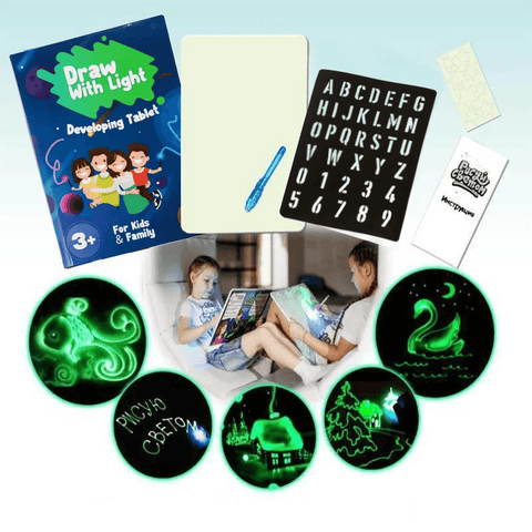Light Drawing Kit  - tazooly.com