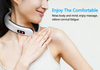 MJCXD™ Hot Electric Cervical Neck Support Massager Body Shoulder Relax Massage Magnetic Therapy - Tazooly