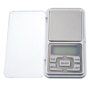 Digital Pocket Scale Gram Scale With Auto-Off 100/200/300/500g 0.01/0.1g Gram Weight Pocket Scale for Kitchen Jewelry Medicine - Tazooly