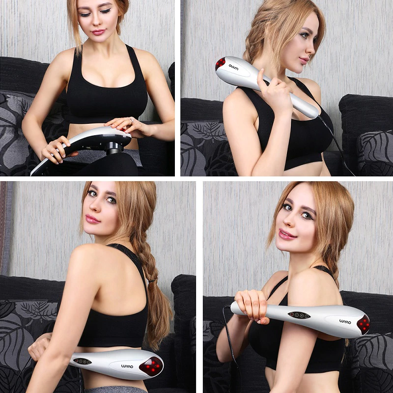 Sweet Relief - 4 in 1 Body Massager - Tazooly