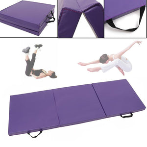 Folding Gymnastics Training Mat - Tazooly