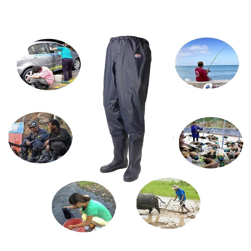 Unisex Waterproof Hunting and Fishing Pants - Tazooly