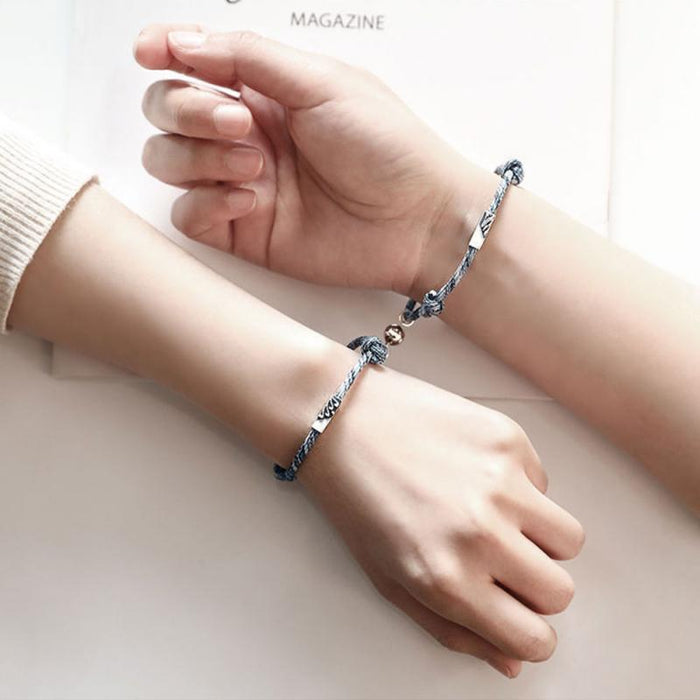 Magnetic Couple Bracelets - Tazooly