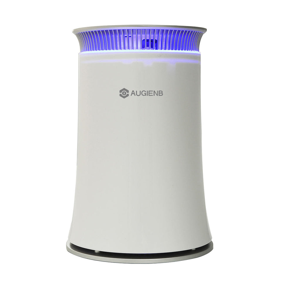 AUGIENB Desktop Air Purifier Touch Button Control - US Plug - Tazooly