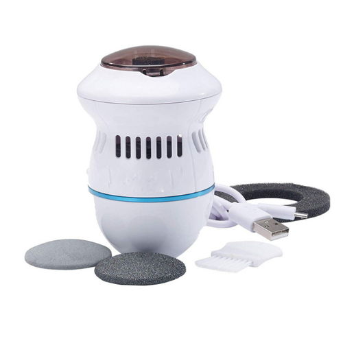 Foot Callus Remover - Electric Vacuum Adsorption Foot Grinder Callus Polisher and Remover Foot Care