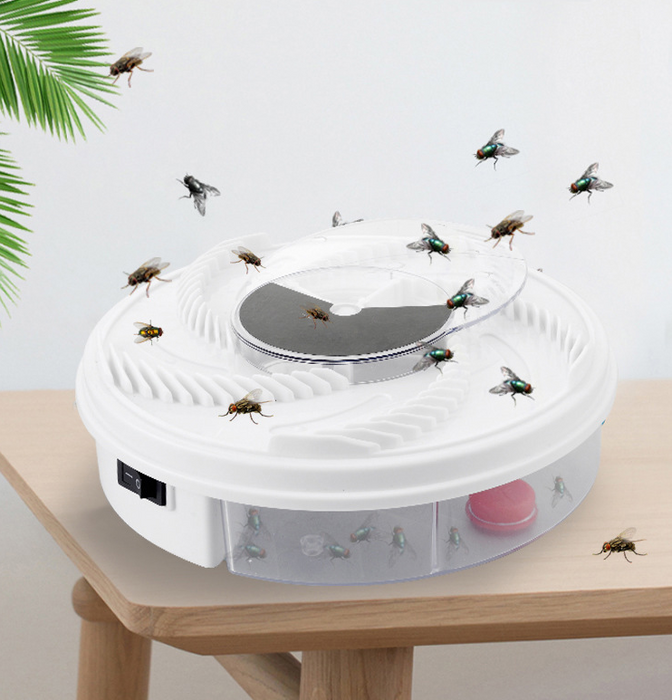 Electric Fly Trap - Catch Flies Easily.