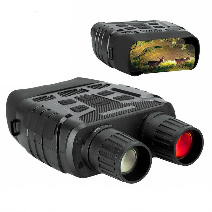 Night Vision HD Digital Zoom Infrared Video Binoculars