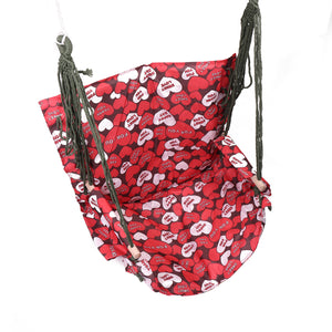 Portable Hammock Hanging Rope Swing Seat Chair Outdoor Garden Tree Porch Hammock Chair - Tazooly