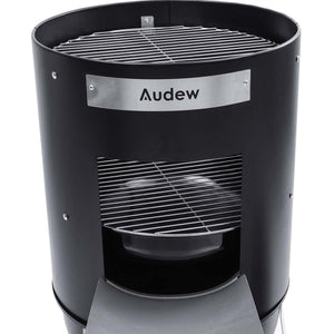 Audew Weber Smokey Mountain Cooker 18 Inch Smoker Air Fryer - Tazooly