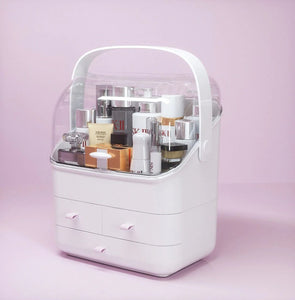 Large Cosmetics & Jewelry Storage Box - Exclusive Deal
