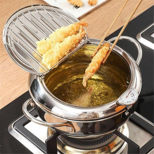 Japanese Tempura Deep Fryer