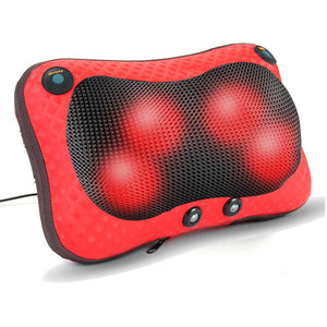 Electric Heating Massage Pillow Neck / Back / Shoulder - Tazooly