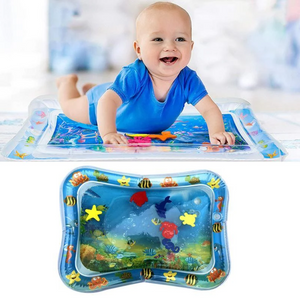 BabyMat™ - Inflatable Water Mat for Babies Safety Cushion Ice Mat - Tazooly