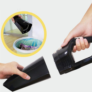 Powerful Handheld Portable Car Vacuum Cleaner - Tazooly
