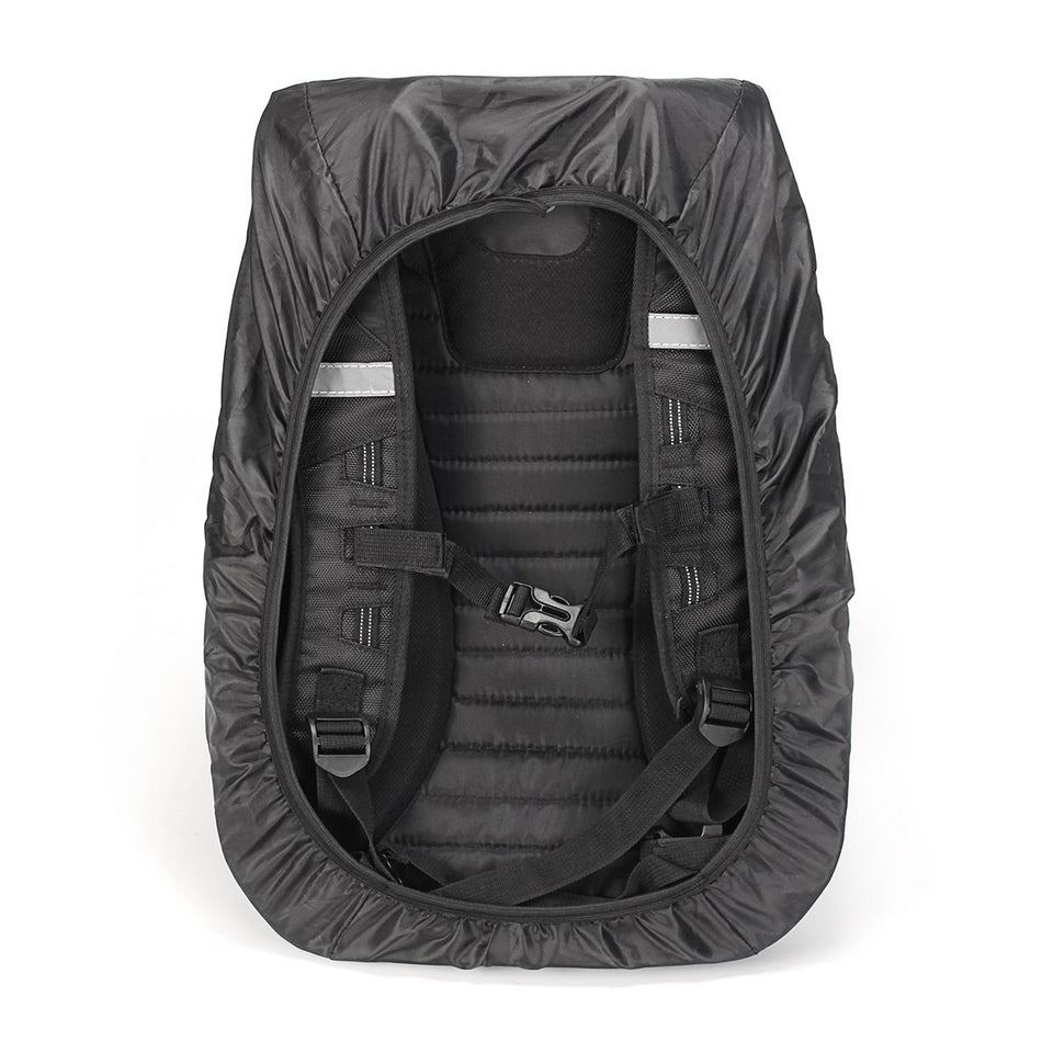 PackRide™ NO DRAG Aerodynamic Carbon Fiber Water Resistant Tactical Motorcycle Backpack Riding Bag - Tazooly