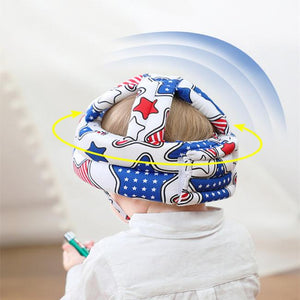 BabyGuard™  Adjustable Baby Kids Safety Helmet Head Protector - Tazooly