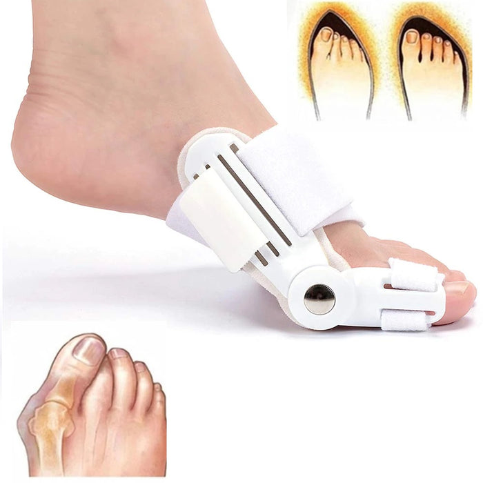 Feetsy™ Adjustable Bunion Splint  - The Best Bunion Corrector Brace - Tazooly