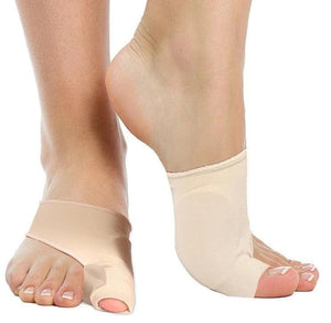 Feetsy™ Orthopedic Bunion Corrector Brace Pad - Bunion Splint Big Toe Treatment - 1 Pair - Tazooly
