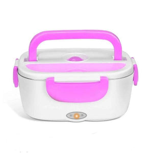 Electric Heated Lunch Box Portable Food Warmer