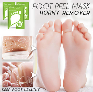 BabyFeel™ Ultimate Foot Peeling Mask - Original Quality Exfoliating Foot Mask Skincare - Tazooly