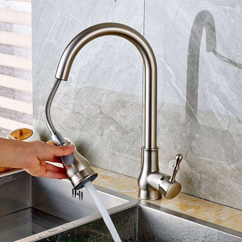 Roberto - Pull Down Kitchen Faucet
