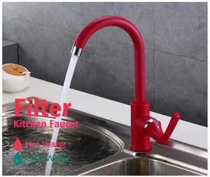 Reed - Single Handle Kitchen Faucet