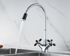 Johnson - Modern Color Detail Kitchen Faucet