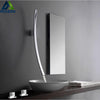 Miquel - Chrome Wall Mounted Waterfall Spout Bathroom Faucet