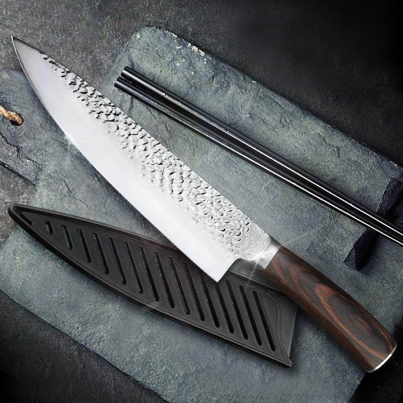 Classic Japanese Chef Knife 8