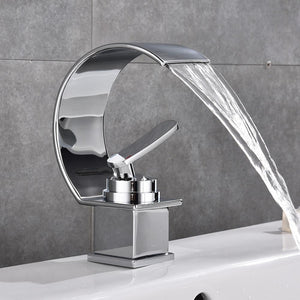 Blackwood - Waterfall Single Handle Faucet