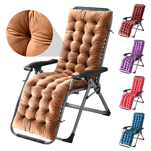 Rocking Chair Cushion, Thicken Lounge Chair Bench Recliner Cushion