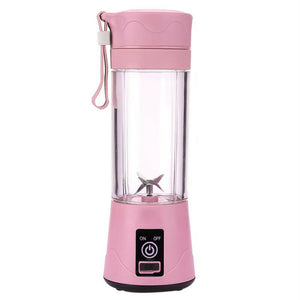 380ml Portable Blender USB Rechargeable Juicer