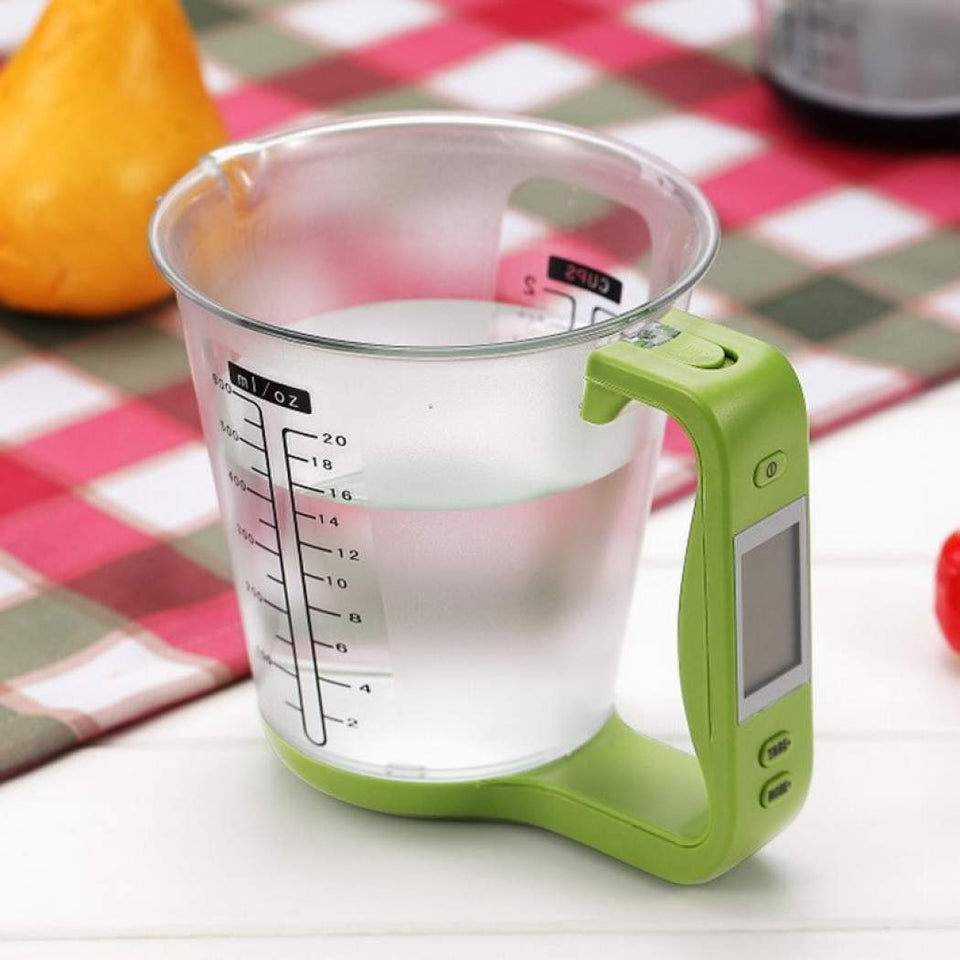 Smart Digital Measuring Cup - Tazooly