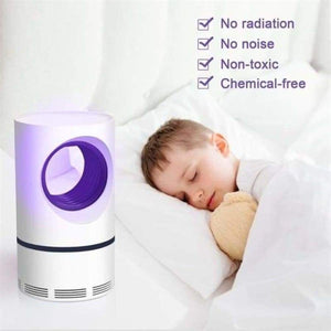 Ultraviolet Light Mosquito Killer Lamp - Tazooly